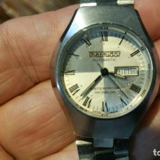 Relojes automáticos: RELOJ DE PULSERA AUTOMATICO TERMIDOR, CRISTAL NUEVO FUNCIONANDO. Lote 181584317