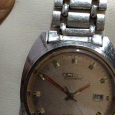 Relojes automáticos: RELOJ DIFÍCIL,( CITIZEN AUTOMATICO, 21 JEWELS, ESFERA Y AGUJAS DIFERENTES ). MÁS RELOJES MÍ PERFIL.. Lote 167601501