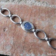Relojes automáticos: RELOJ AUTOMÁTICO DE LA MARCA ETERNA MODELO SAHIDA AÑO 1960 CAJA Y ARMIS DE PLATA. Lote 181609598