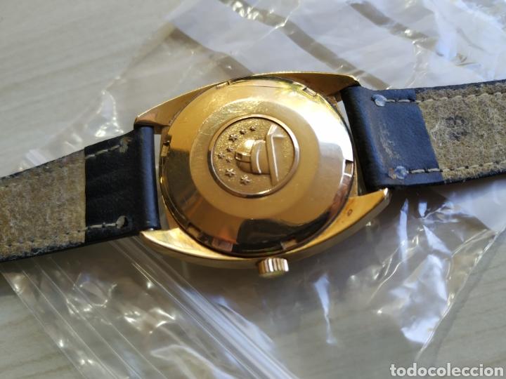 Relojes automáticos: reloj omega automatico- calendario y semanario oro 18 kt.constellation, - Foto 8 - 181035558
