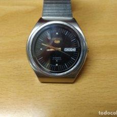Relojes automáticos: RELOJ SEIKO DE PULSERA AUTOMÁTICO. CORREA MARCA SAINO. PERFECTO. Lote 53181388