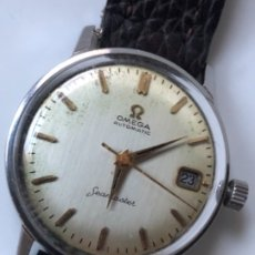 Relojes automáticos: RELOJ OMEGA SEAMASTER CALIBRE 562 AÑOS 60. Lote 182218472