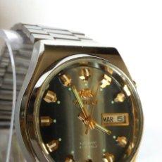 Relojes automáticos: RELOJ ORIENT AUTOMATICO FUNCIONANDO. Lote 182301021