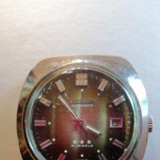 Relojes automáticos: RELOJ DE PULSERA VINTAGE MARCA CITIZEN AUTOMÁTICO CALENDARIO A LAS 3. Lote 182304192