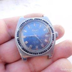 Relojes automáticos: RELOJ AUTOMÁTICO DE LA MARCA FINOR. Lote 182393345