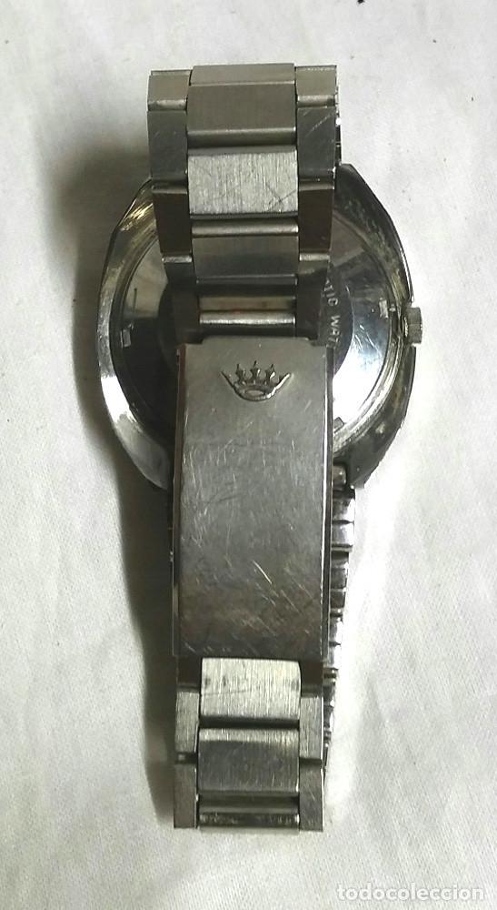 Relojes automáticos: Reloj Caballero Festina automático, calendario y dia de la semana, funciona, buen estado - Foto 2 - 182508701