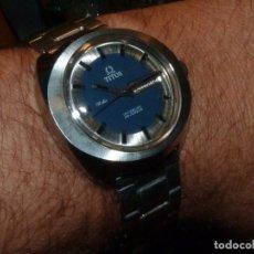 Relojes automáticos: IMPRESIONANTE RELOJ SOLVIL & TITUS GENEVE CALIBRE AUTOMATICO FHF 908 SWISS MADE 25 RUBIS AÑOS 70. Lote 182525062