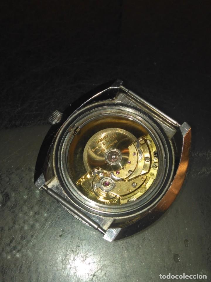 Relojes automáticos: IMPRESIONANTE RELOJ SOLVIL & TITUS GENEVE CALIBRE AUTOMATICO FHF 908 SWISS MADE 25 RUBIS AÑOS 70 - Foto 7 - 182525062