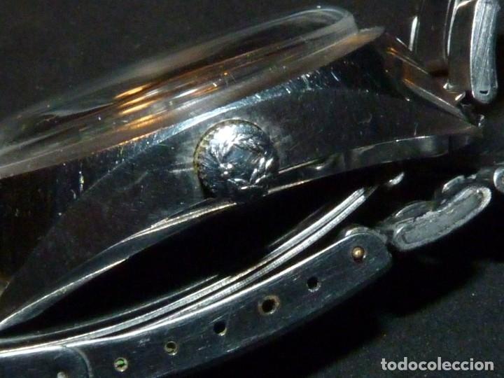Relojes automáticos: IMPRESIONANTE RELOJ SOLVIL & TITUS GENEVE CALIBRE AUTOMATICO FHF 908 SWISS MADE 25 RUBIS AÑOS 70 - Foto 8 - 182525062