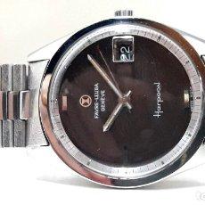 Relojes automáticos: RELOJ VINTAGE FAVRE LEUBA HARPOON AUTOMÁTICO CALIBRE 1152 PRÁCTICAMENTE NUEVO. Lote 182620635