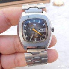 Relojes automáticos: RELOJ AUTOMÁTICO MARCA ANKER AÑOS 70. Lote 182631605