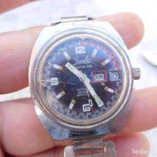 Relojes automáticos: RELOJ AUTOMÁTICO MARCA GARBO AÑOS 70. Lote 182632021