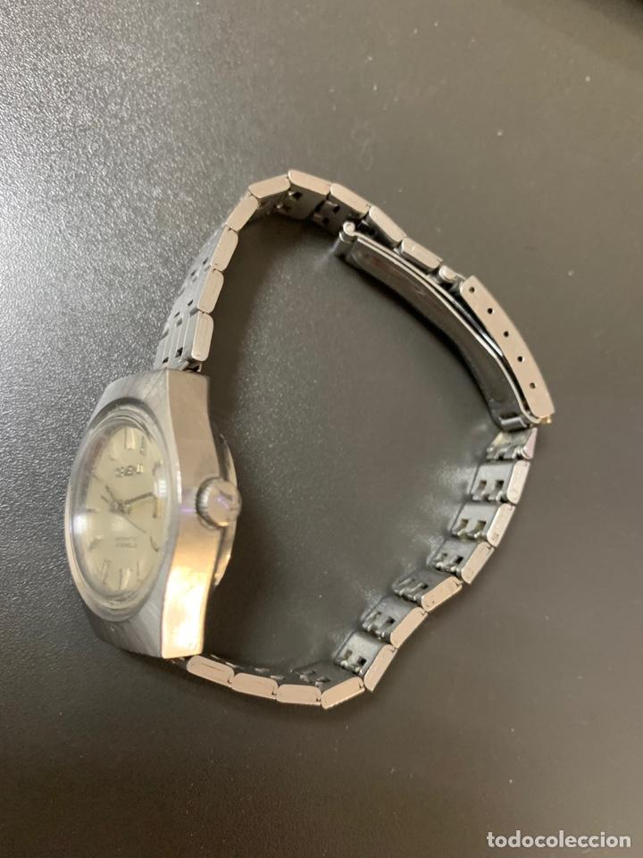 Relojes automáticos: Reloj antiguo ORIENT Automatic 21 Jewels vintage. Con calendario. Funcionando - Foto 7 - 182641877