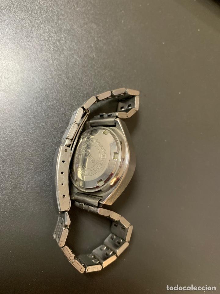 Relojes automáticos: Reloj antiguo ORIENT Automatic 21 Jewels vintage. Con calendario. Funcionando - Foto 8 - 182641877