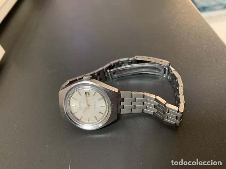 Relojes automáticos: Reloj antiguo ORIENT Automatic 21 Jewels vintage. Con calendario. Funcionando - Foto 9 - 182641877