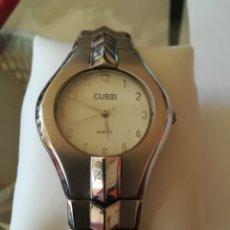 Relojes automáticos: RELOJ CUSSI. ACERO. SIN ESTRENAR. Lote 182694208