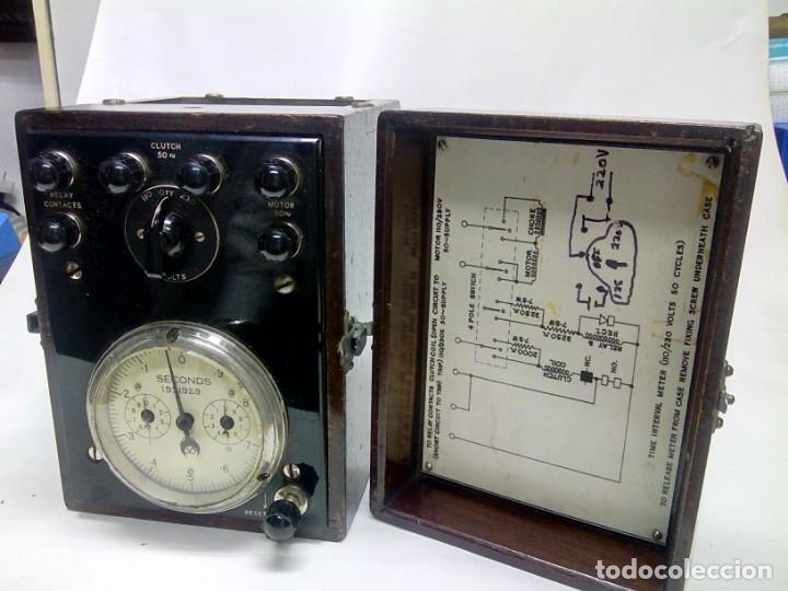 CRONÓMETRO DE USO INDUSTRIAL- (Relojes - Relojes Automáticos)