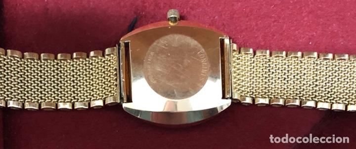 Relojes automáticos: Reloj automático de oro de 18K, Longines Admiral 5 estrellas. 97,20gr - Foto 4 - 182865583