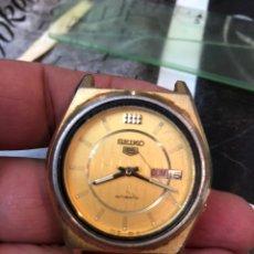 Relojes automáticos: RELOJ SEIKO AUTOMÁTICO. Lote 182872918