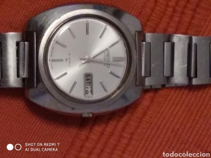 RELOJ SEIKO AUTOMATICO 7006-7090 19 JEWELS AÑOS 70 EN PERFECTO FUNCIONAMIENTO (Relojes - Relojes Automáticos)