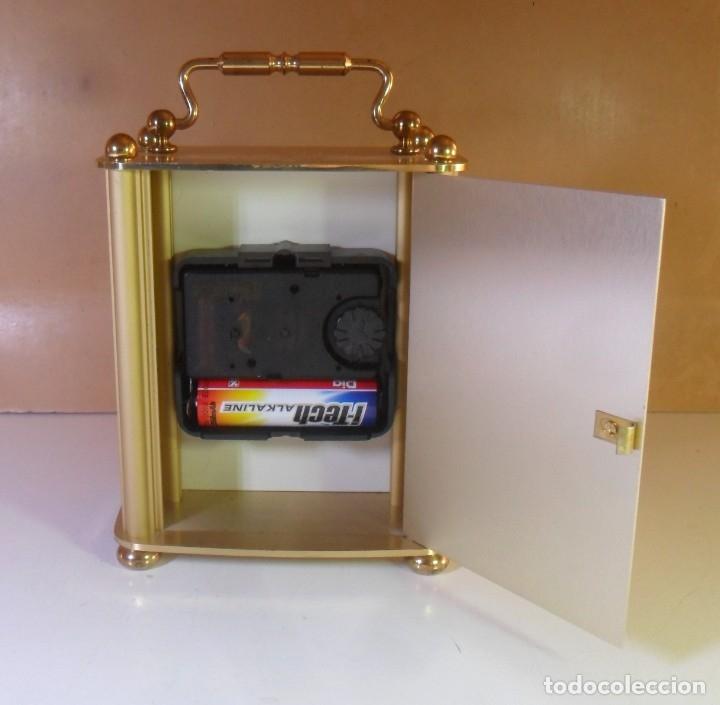 Relojes automáticos: VINTAGE RELOJ DE SOBREMESA STAIGER – WEST GERMANY – CUARZO ** FUNCIONA - Foto 5 - 182962888