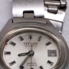 Relojes automáticos: RELOJ CITIZEN AUTOMATICO. Lote 183015687