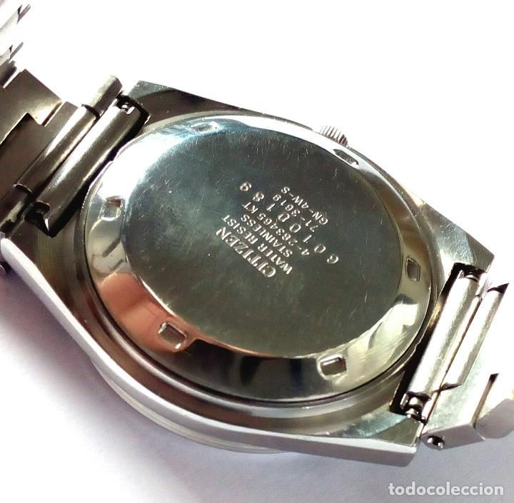 Relojes automáticos: RELOJ CITIZEN AUTOMATICO FUNCIONANDO - Foto 7 - 183177713