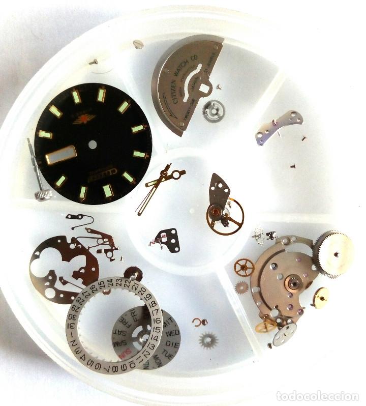Relojes automáticos: RELOJ CITIZEN AUTOMATICO FUNCIONANDO - Foto 8 - 183177713