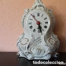Relojes automáticos: RELOJ DE PORCELANA DE LOS AÑOS 90. Lote 183178812