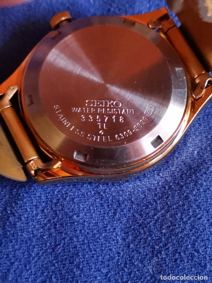 Relojes automáticos: Reloj de pulsera vintage seiko automático - Foto 2 - 183218497