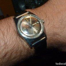 Relojes automáticos: CLASICO RELOJ AQUASTAR DUWARD AUTOMATICO GRAND AIR AS1713 DIVER 21 RUBIS 10 ATM ACERO AÑOS 60. Lote 183331612