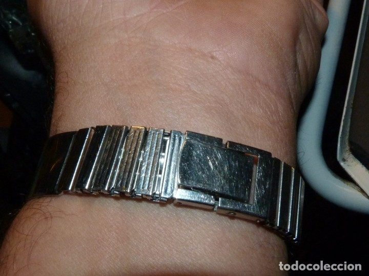 Relojes automáticos: CLASICO RELOJ AQUASTAR DUWARD AUTOMATICO GRAND AIR AS1713 DIVER 21 rubis 10 atm ACERO AÑOS 60 - Foto 8 - 183331612
