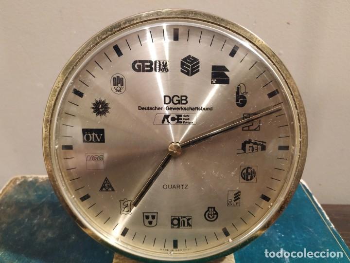 RELOJ -AUTO CLUB EUROPA - DGB EDEUTSCHER GEWERKSCHAFTSBUND (Relojes - Relojes Automáticos)