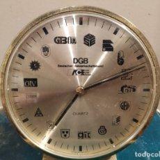 Relojes automáticos: RELOJ -AUTO CLUB EUROPA - DGB EDEUTSCHER GEWERKSCHAFTSBUND. Lote 183356691