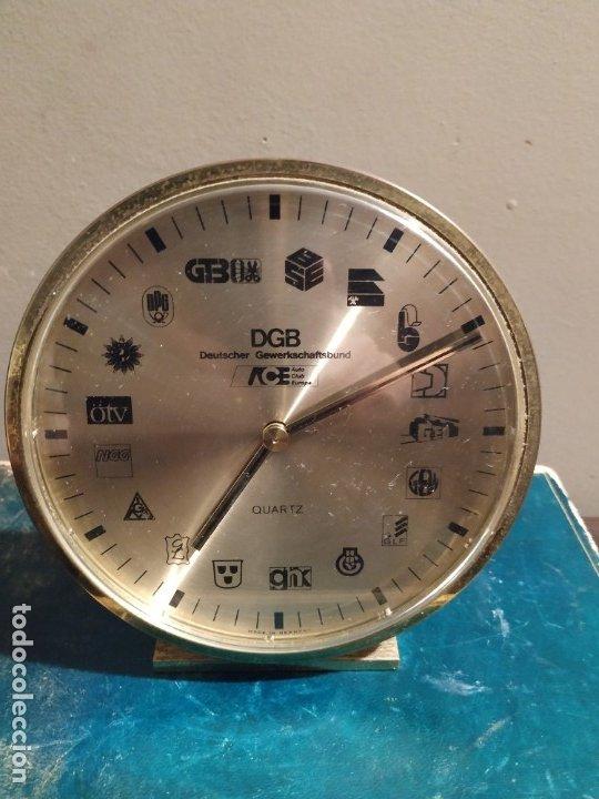Relojes automáticos: RELOJ -AUTO CLUB EUROPA - DGB EDEUTSCHER GEWERKSCHAFTSBUND - Foto 2 - 183356691