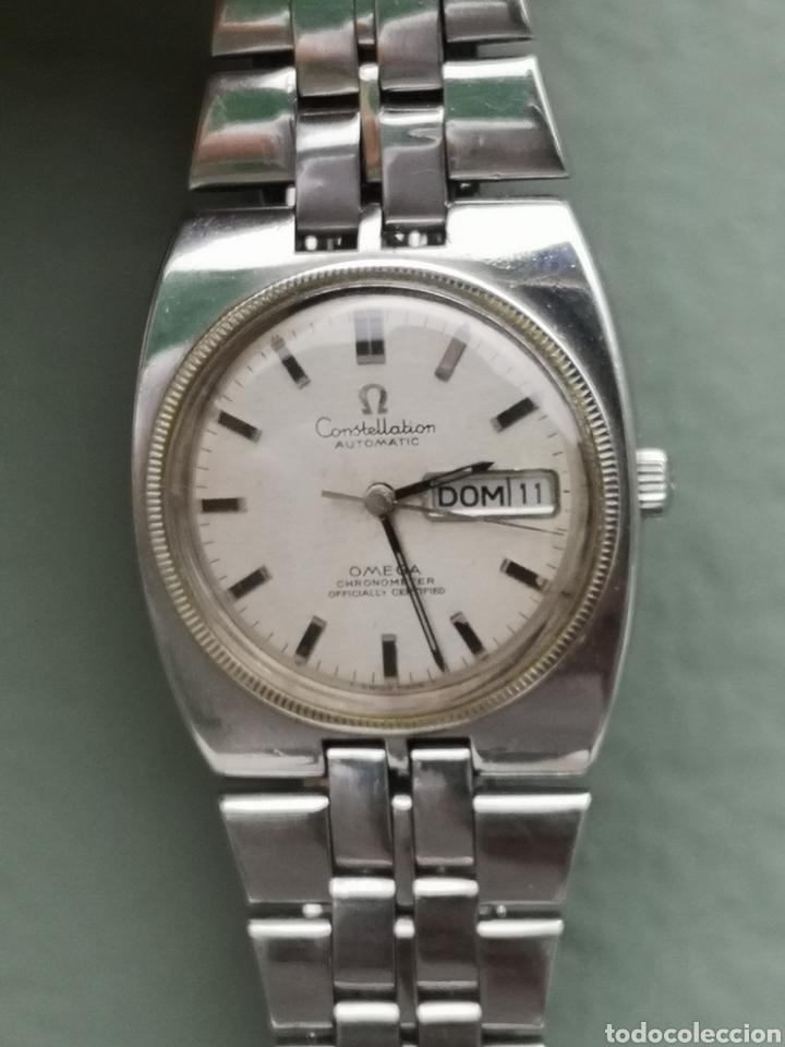 Relojes automáticos: Reloj omega constellation automático calibre 571 jumbo - Foto 2 - 183427893