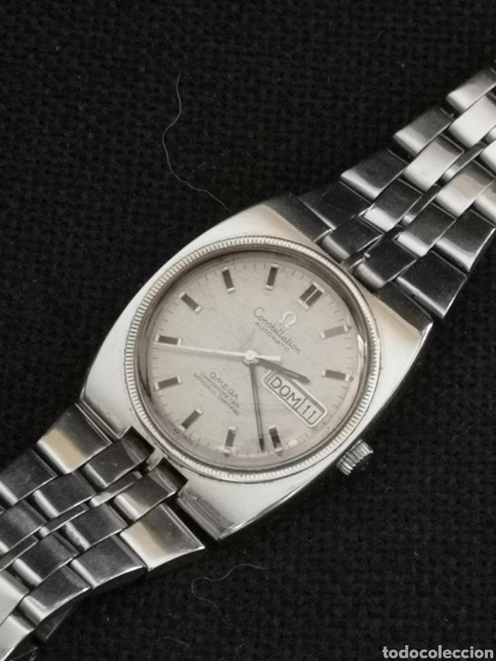 Relojes automáticos: Reloj omega constellation automático calibre 571 jumbo - Foto 3 - 183427893