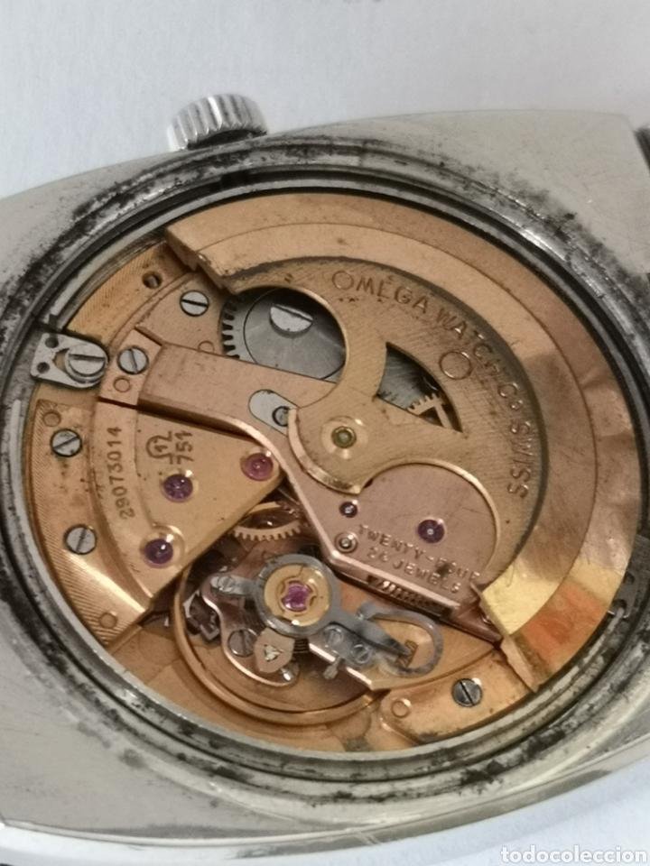 Relojes automáticos: Reloj omega constellation automático calibre 571 jumbo - Foto 10 - 183427893