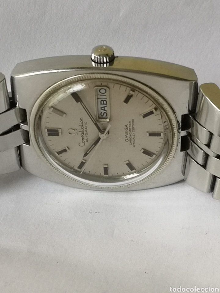 Relojes automáticos: Reloj omega constellation automático calibre 571 jumbo - Foto 12 - 183427893