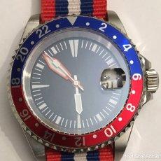 Relojes automáticos: RELOJ SUBMARINISTA TIPO DIVER MAQUINARIA ORIS. Lote 183618658