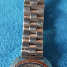 Relojes automáticos: 149-RELOJ DOLMARU SRA., AUTOMÁTICO, CALENDARIO, SEMANARIO, 21 RUBÍS, ARMY ORIGINAL.. Lote 183668817