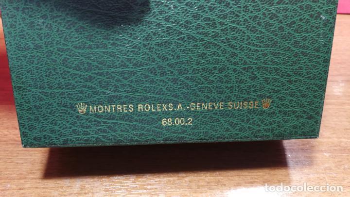 Relojes automáticos: RELOJ ROLEX OYSTER DATE ESFERA NEGRA del año 1976 , calibre 1570, de 26 rubís - Foto 21 - 183792187