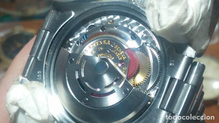 Relojes automáticos: RELOJ ROLEX OYSTER DATE ESFERA NEGRA del año 1976 , calibre 1570, de 26 rubís - Foto 6 - 183792187