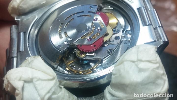 Relojes automáticos: RELOJ ROLEX OYSTER DATE ESFERA NEGRA del año 1976 , calibre 1570, de 26 rubís - Foto 9 - 183792187