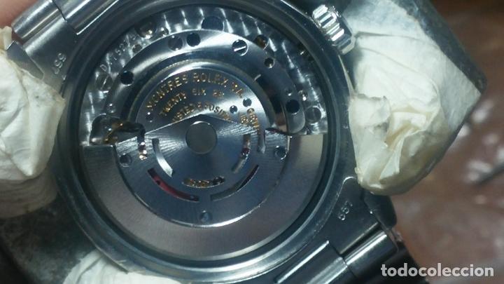 Relojes automáticos: RELOJ ROLEX OYSTER DATE ESFERA NEGRA del año 1976 , calibre 1570, de 26 rubís - Foto 10 - 183792187