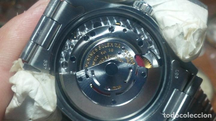 Relojes automáticos: RELOJ ROLEX OYSTER DATE ESFERA NEGRA del año 1976 , calibre 1570, de 26 rubís - Foto 12 - 183792187