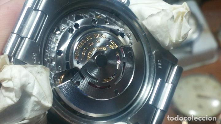 Relojes automáticos: RELOJ ROLEX OYSTER DATE ESFERA NEGRA del año 1976 , calibre 1570, de 26 rubís - Foto 13 - 183792187