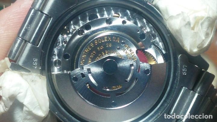 Relojes automáticos: RELOJ ROLEX OYSTER DATE ESFERA NEGRA del año 1976 , calibre 1570, de 26 rubís - Foto 14 - 183792187