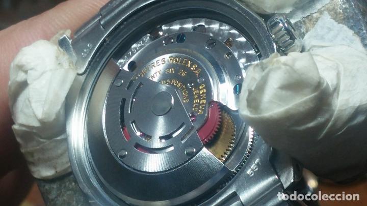 Relojes automáticos: RELOJ ROLEX OYSTER DATE ESFERA NEGRA del año 1976 , calibre 1570, de 26 rubís - Foto 16 - 183792187