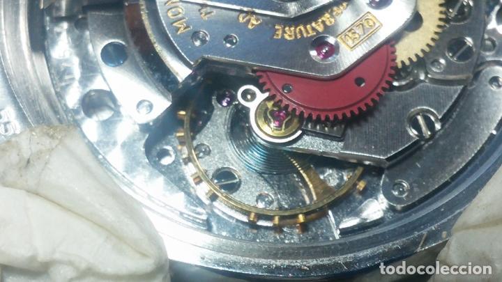 Relojes automáticos: RELOJ ROLEX OYSTER DATE ESFERA NEGRA del año 1976 , calibre 1570, de 26 rubís - Foto 20 - 183792187